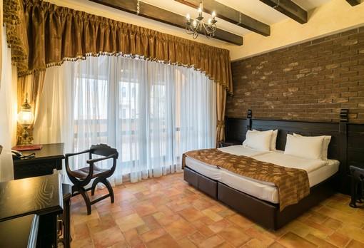 Номер Комфорт с террасой в отеле Soldaya