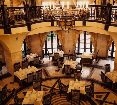 Ресторан средиземноморской и европейской кухни в Судаке