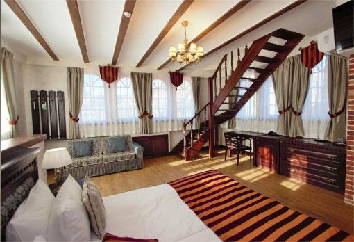 Романтический люкс Soldaya Grand Hotel