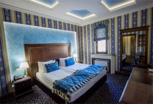 Номер категории стандарт в отеле Soldaya