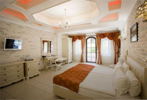 Полулюкс семейный Soldaya Grand Hotel